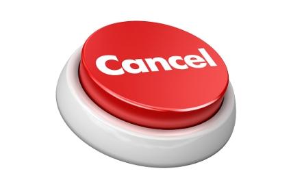 service cancellation