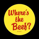 Where's the beef