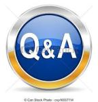 Q&A Button