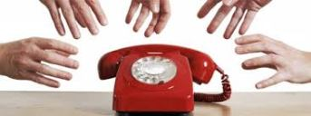 Answer Phone calls