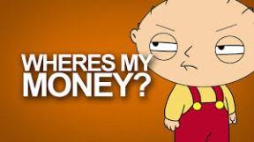 Where's my money