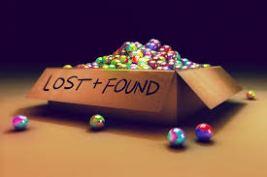 Losing marbles